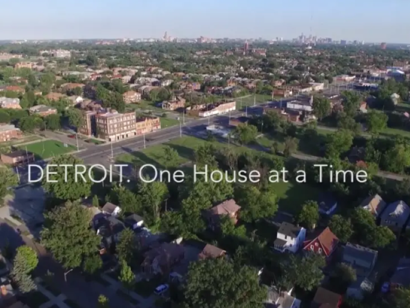 This Old House: DETROIT, One House at a Time