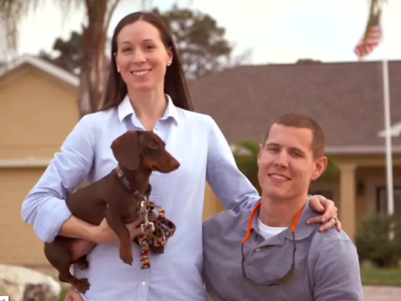 Homes For Our Troops: Alex Dillman