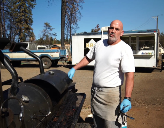 Profiles from Paradise: Brian Kendall, Campfire BBQ