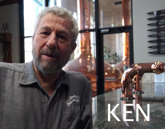 Profiles from Paradise: Ken Grossman, Sierra Nevada Brewery