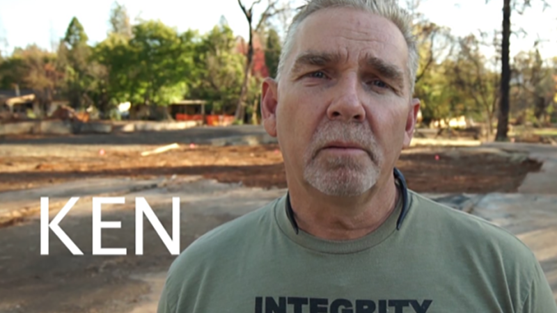 Profiles from Paradise: Ken, Integrity Builders