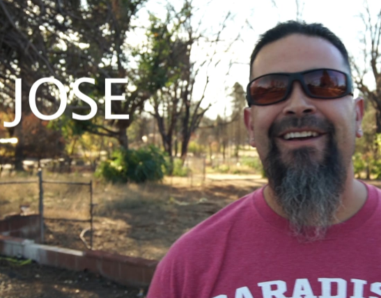 Profiles from Paradisse: Jose, homeowner